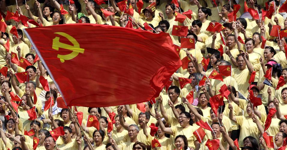 90 anos comunistas