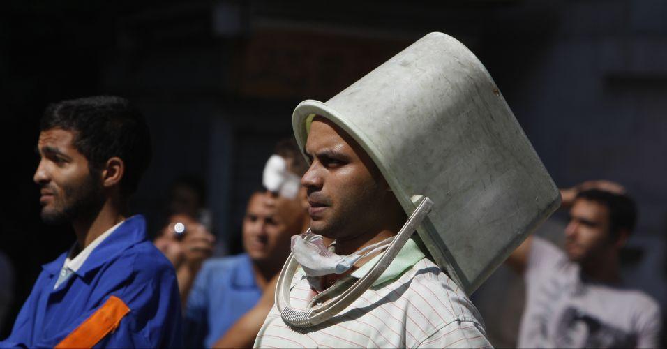 Confrontos no Cairo