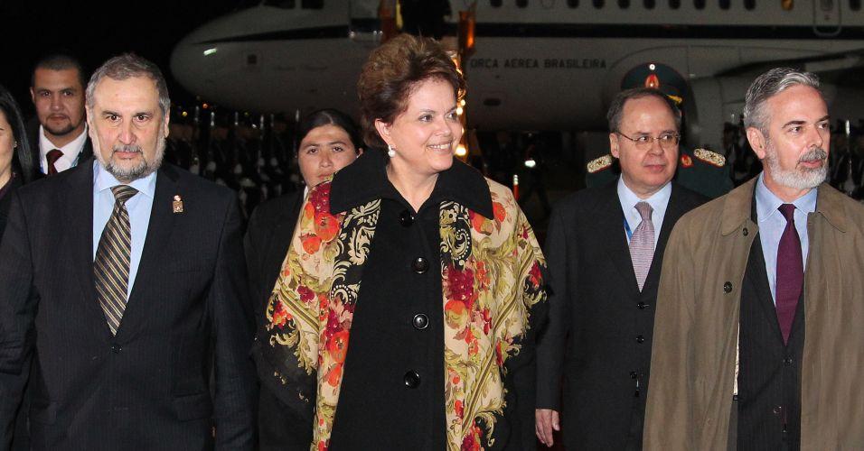 Dilma no Paraguai