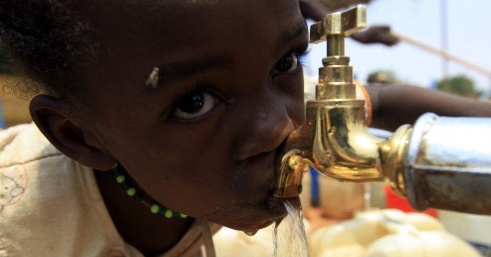 Água na África