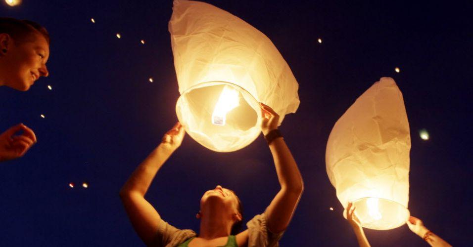 Lanterna em Varsóvia