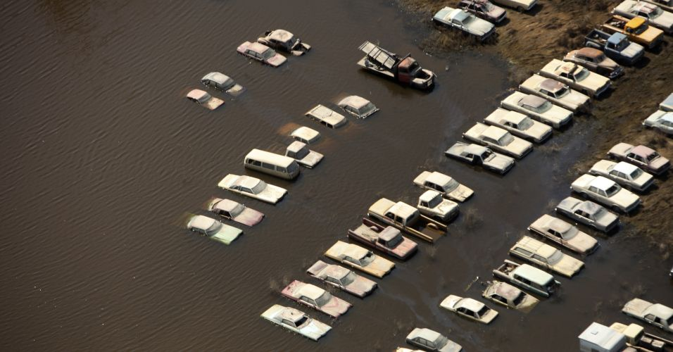 Inundações nos EUA