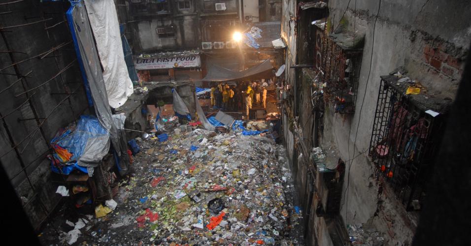 Terrorismo em Mumbai