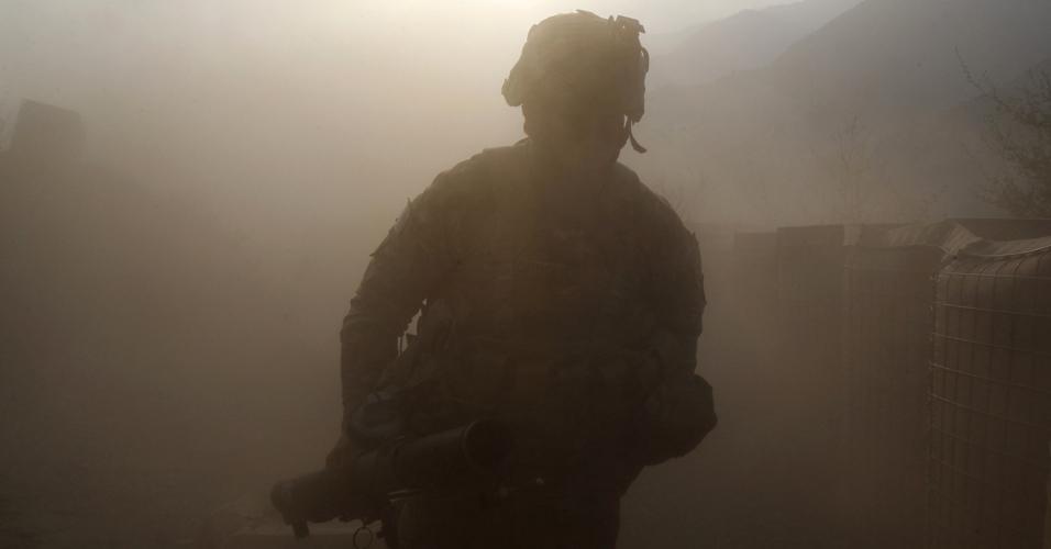 Confronto no Afeganistão