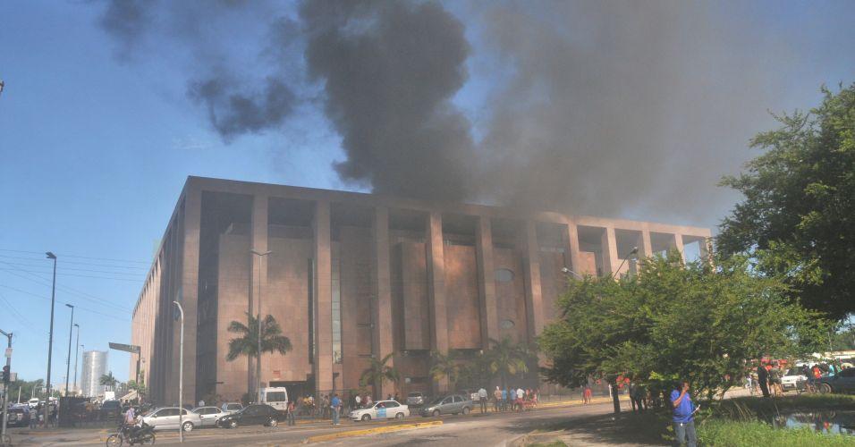 Incêndio no Recife
