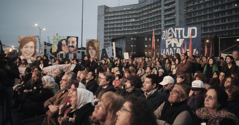 Militares argentinos condenados
