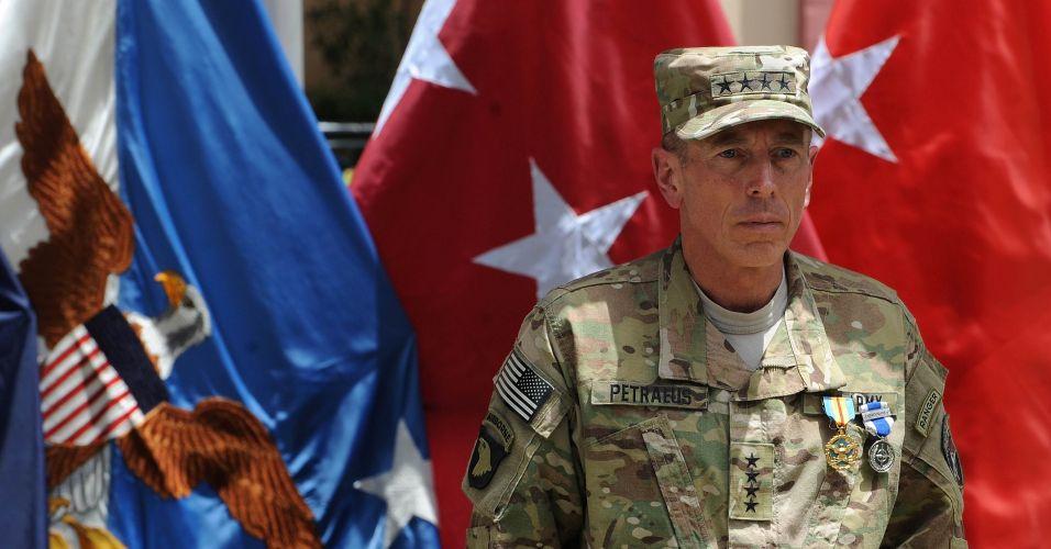 Passagem de comando no Afeganistão