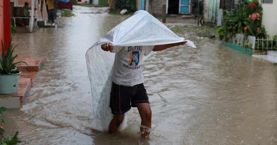 Chuvas na República Dominicana