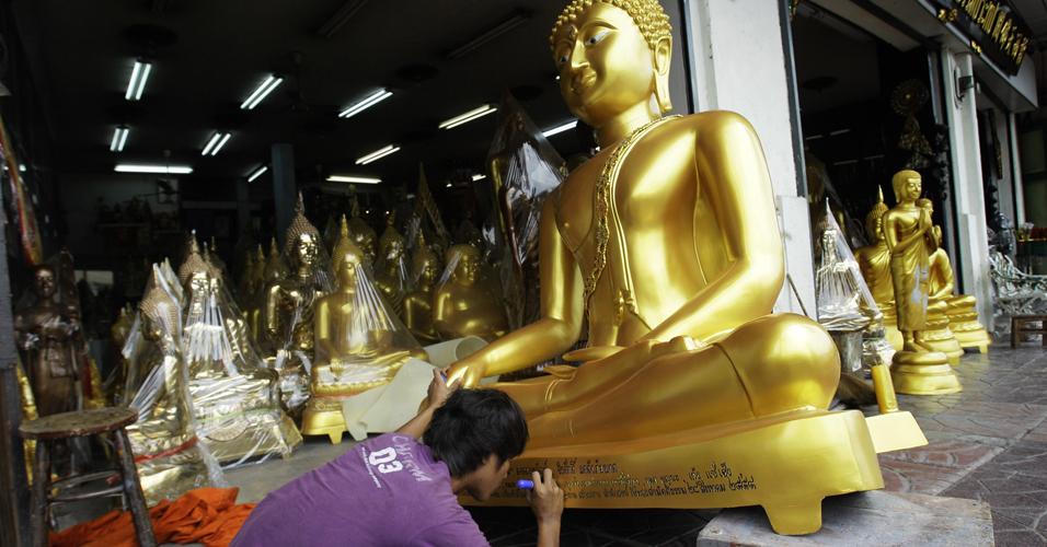 Buda retocado