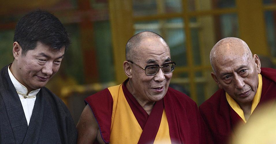 Novo premiê tibetano
