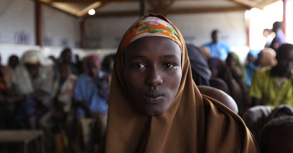 Refugiada no Quênia