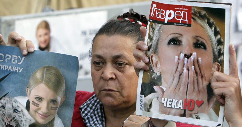 Prisão de Timoshenko