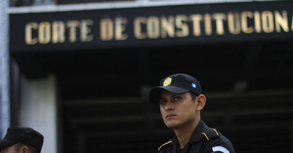 Eleições na Guatemala