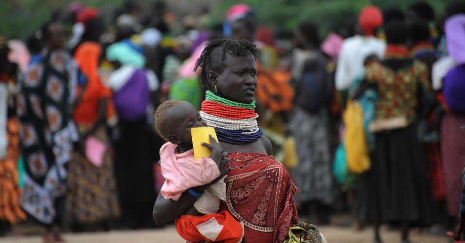 Fome no Quênia