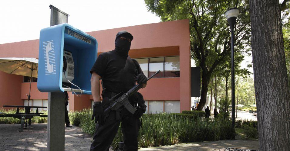 Atentado no México