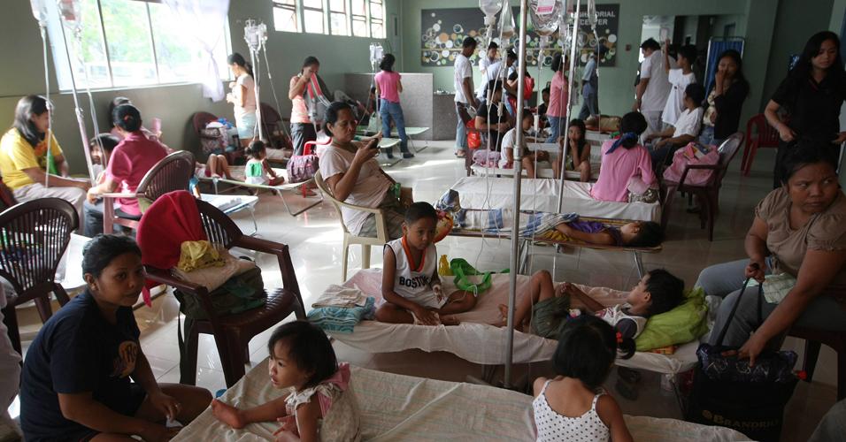 Dengue nas Filipinas