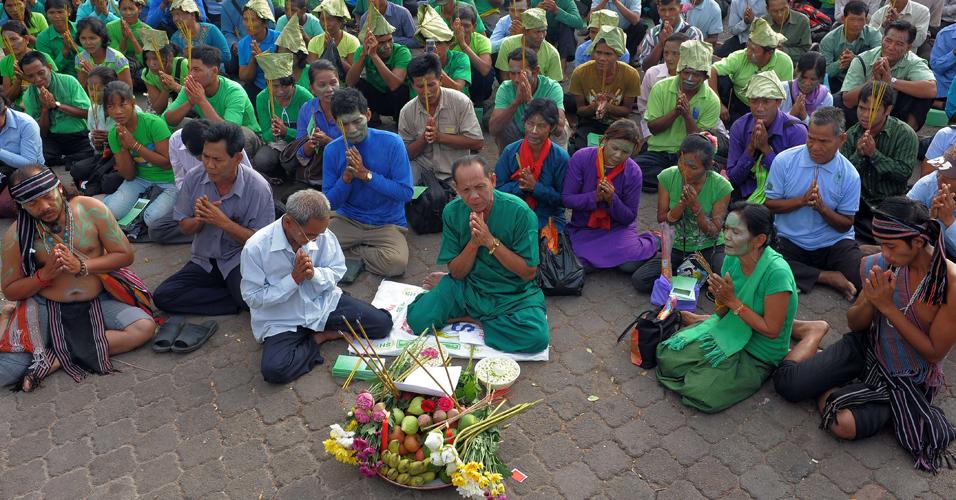 Avatares do Camboja