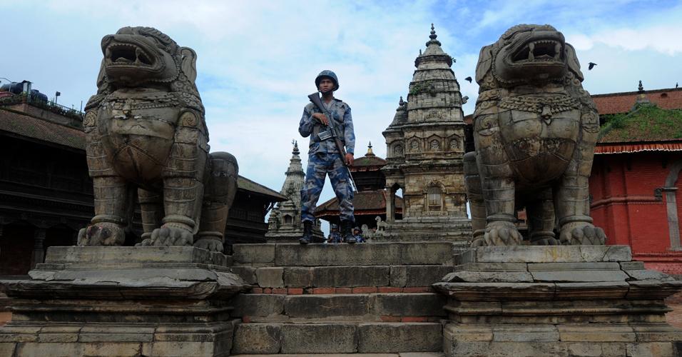 Visita ao Nepal