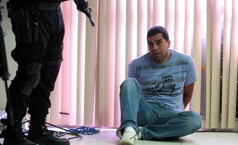 Traficante carioca preso em SP