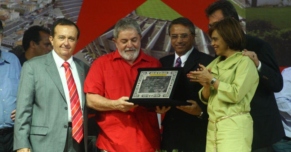 Lula em BH
