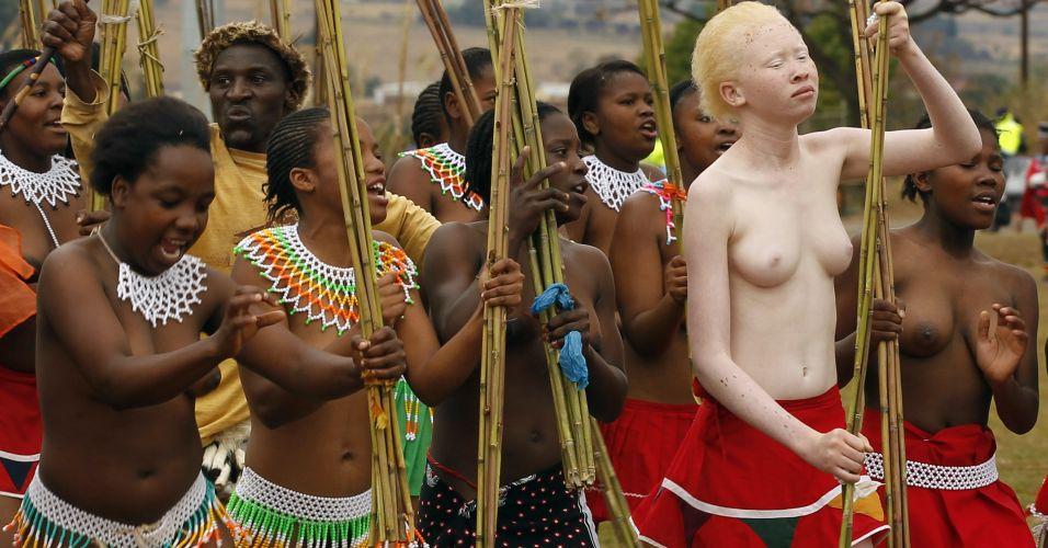 Dança na Suazilândia