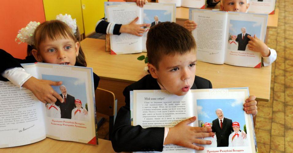 Aulas em Minsk