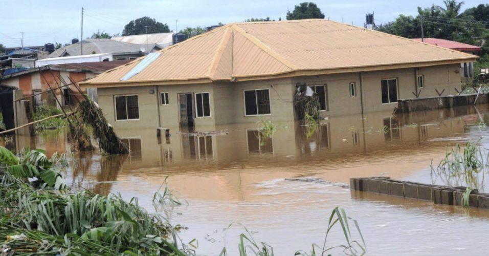 Chuvas na Nigéria