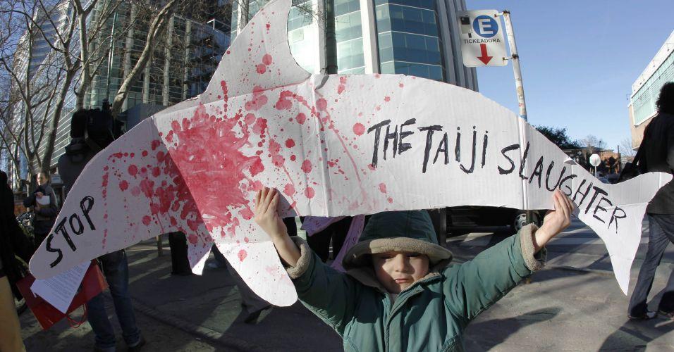 Protesto na Argentina