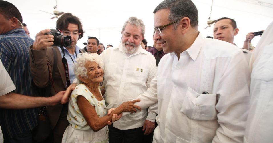 Lula em El Salvador