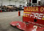 Objetos encontrados em meio a destroços do WTC - Richard Drew/AP