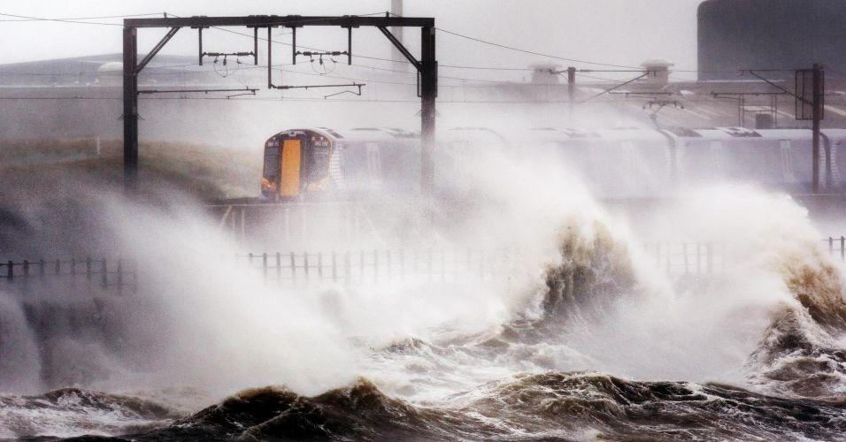 Ventos na Escócia