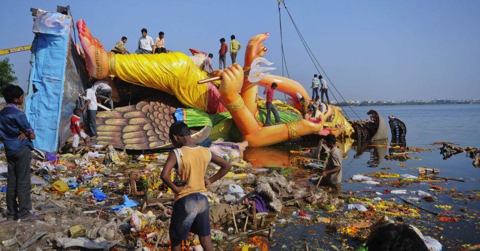 Festa na Índia