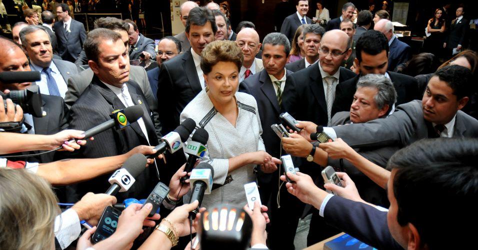 Dilma e a crise