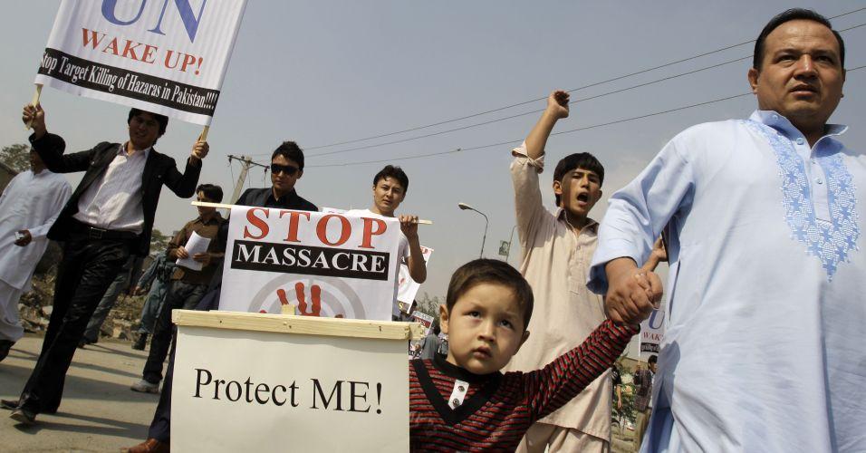 Protesto pela vida