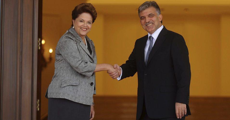 Dilma na Turquia