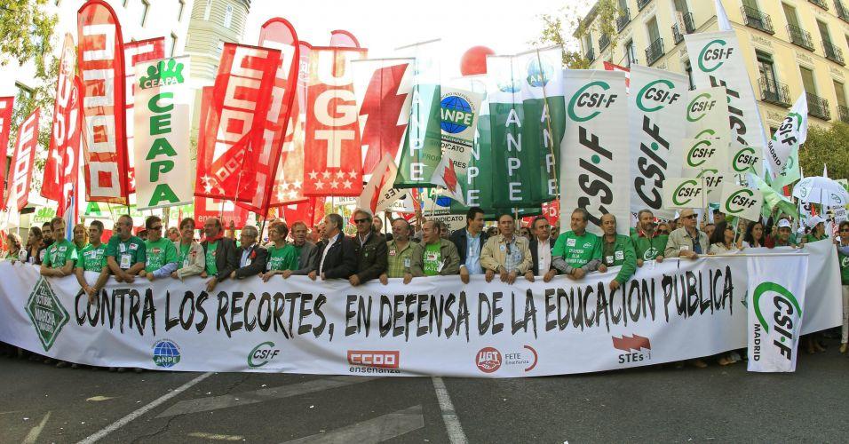 Educação pública na Espanha