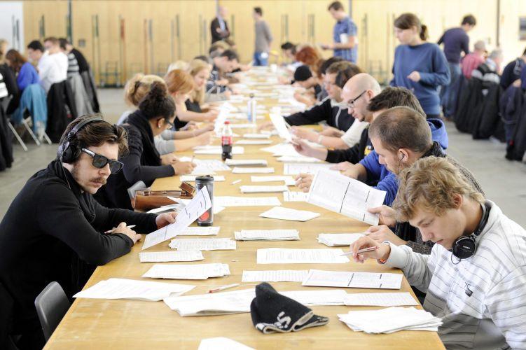 Eleições Suíça