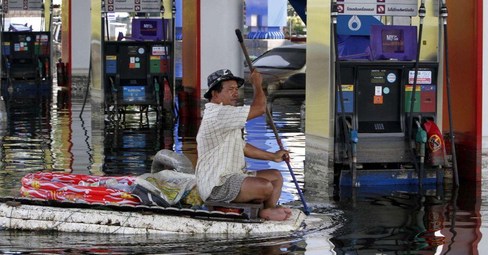 Enchentes na Tailândia