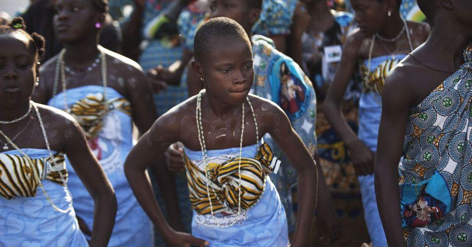 Dança no Benin