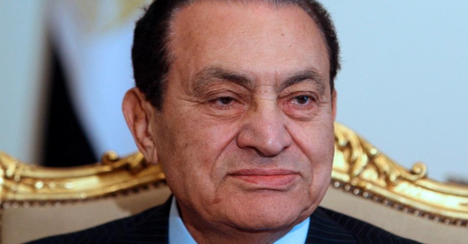 Queda de Mubarak