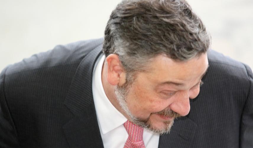 Palocci deixa Casa Civil