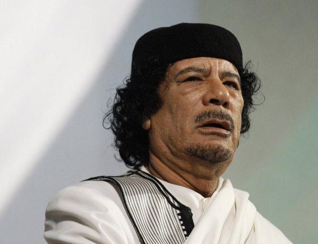 Morte de Muammar Gaddafi