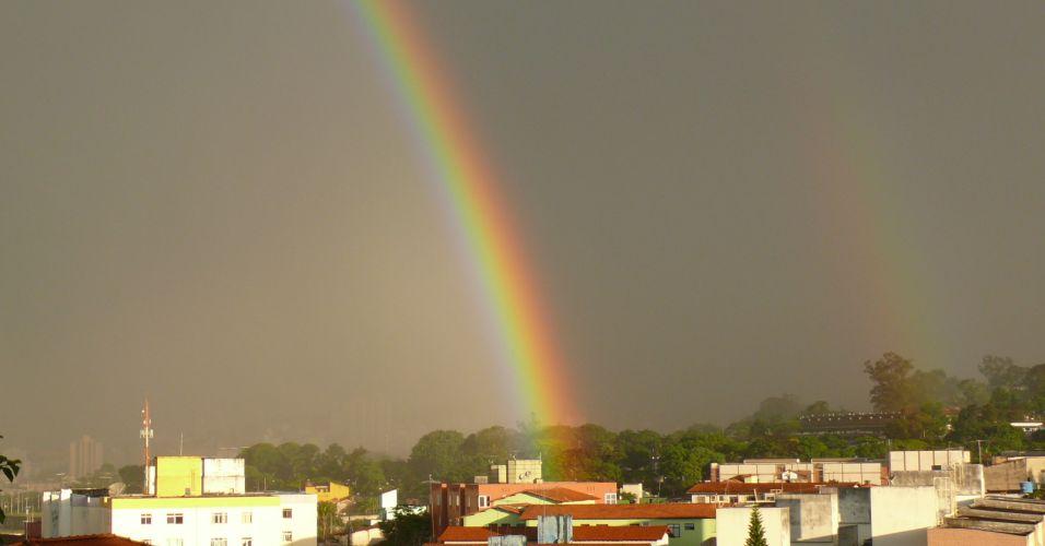 Arco-íris em BH