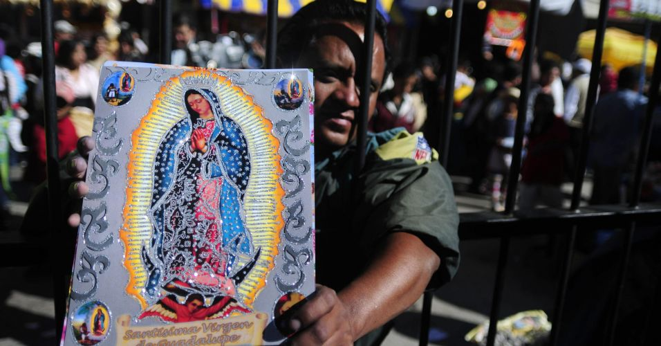 Dia da Virgem de Guadalupe
