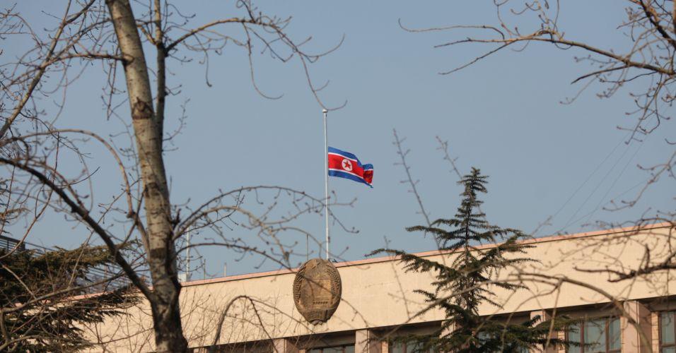 Morte de Kim Jong-il