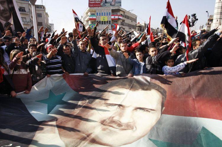 Tensão na Síria