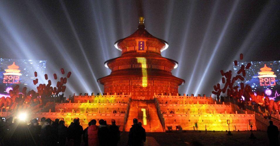 Ano-Novo na China