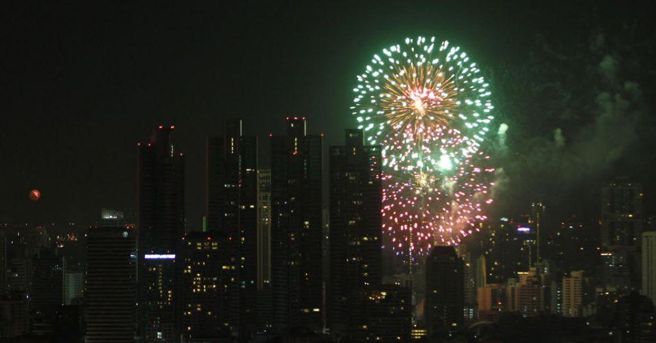 Ano-Novo na Tailândia