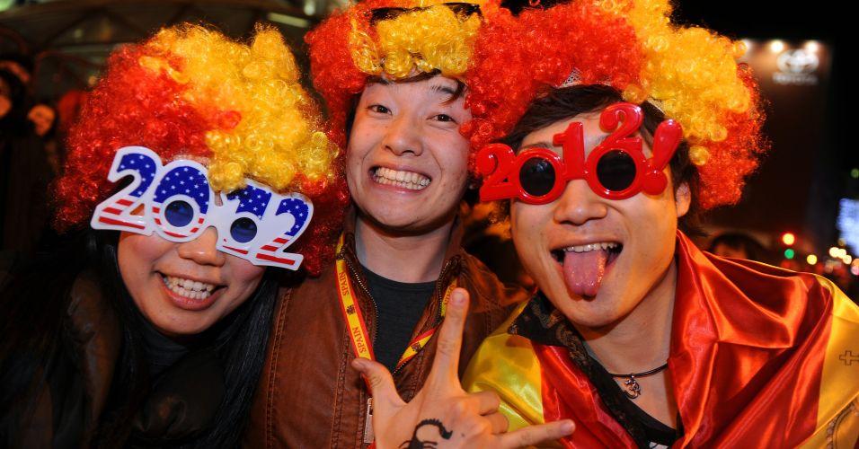 Chineses em Madri