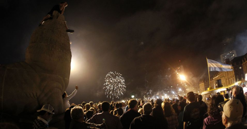 Ano Novo na Argentina